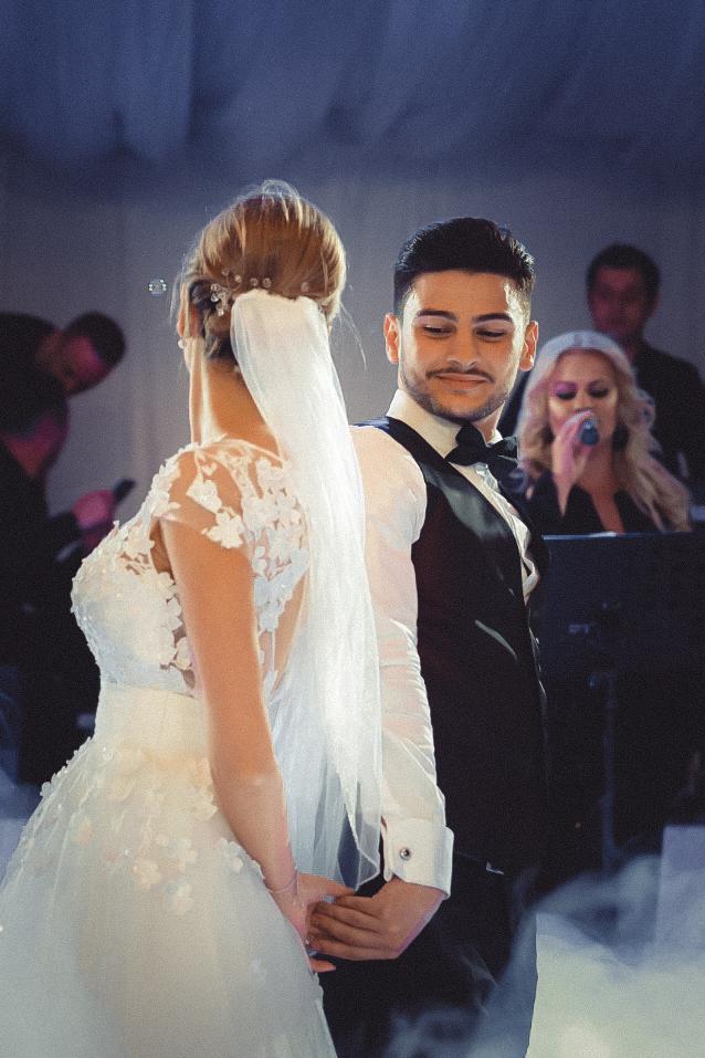 танцы в день свадьбы