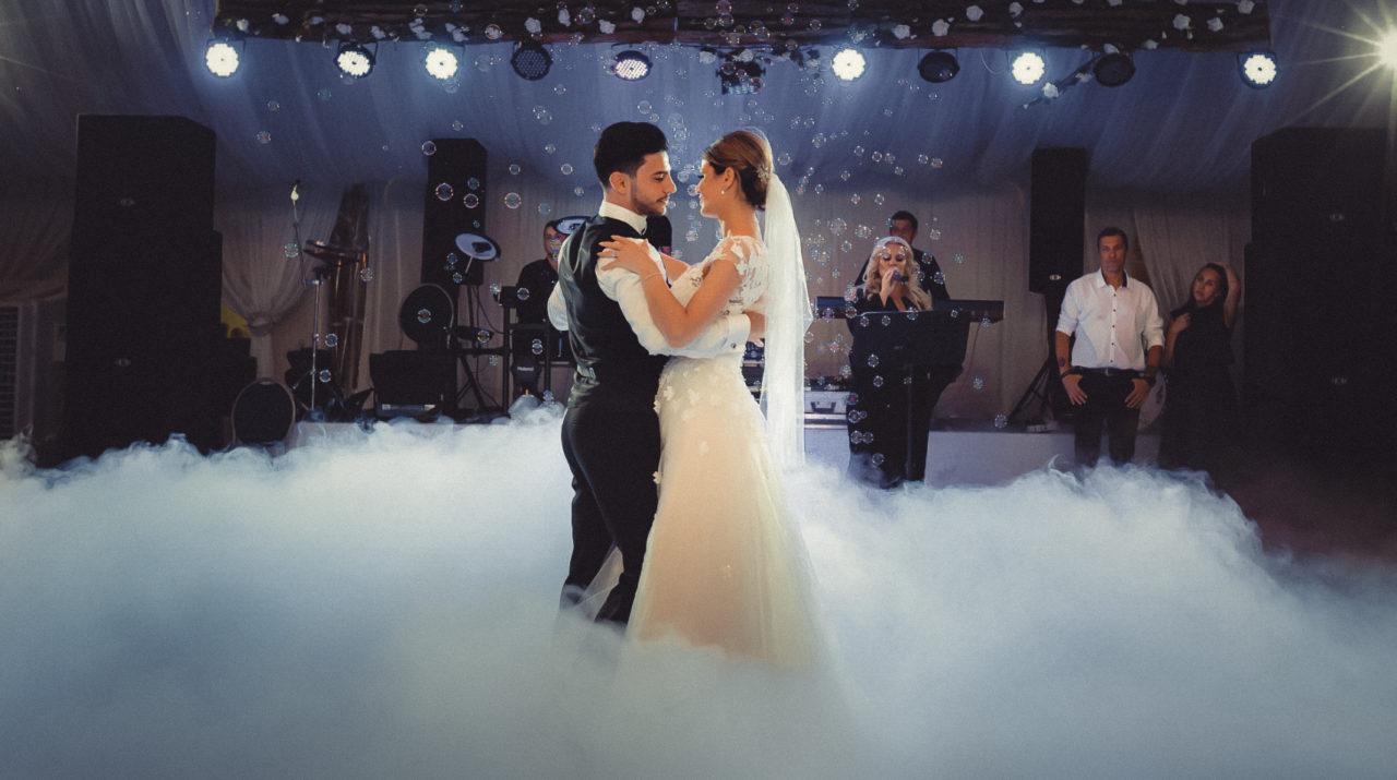 первые танцы молодых на свадьбе