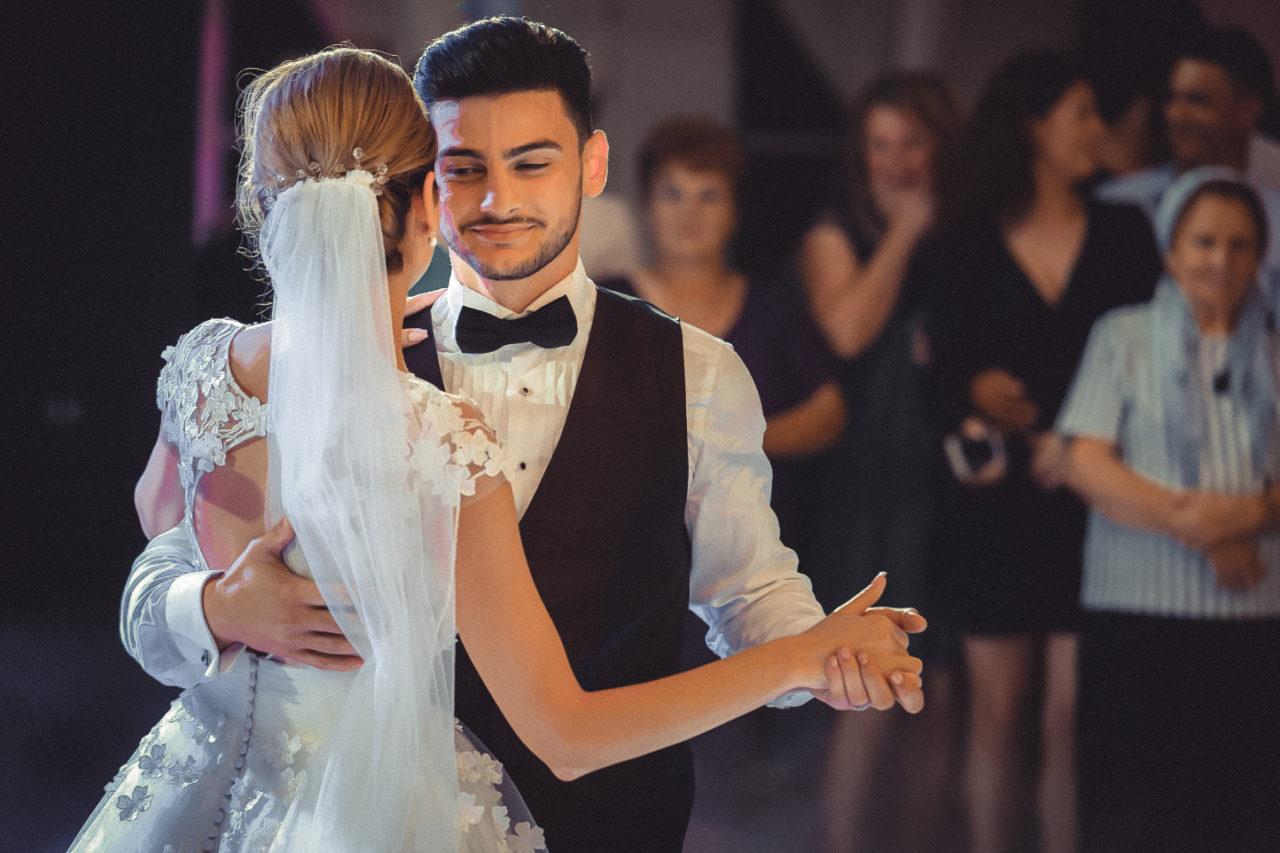 первый танец на свадьбе