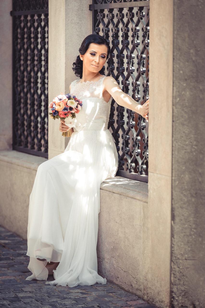 индивидуальный портрет невесты