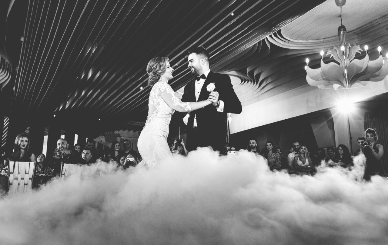 танец в день свадьбы