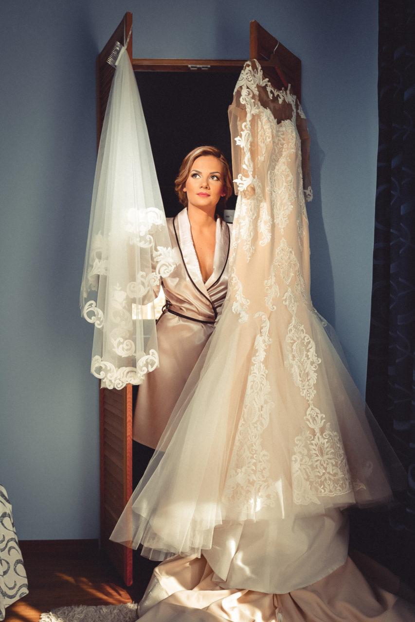 подготовка невесты день свадьбы
