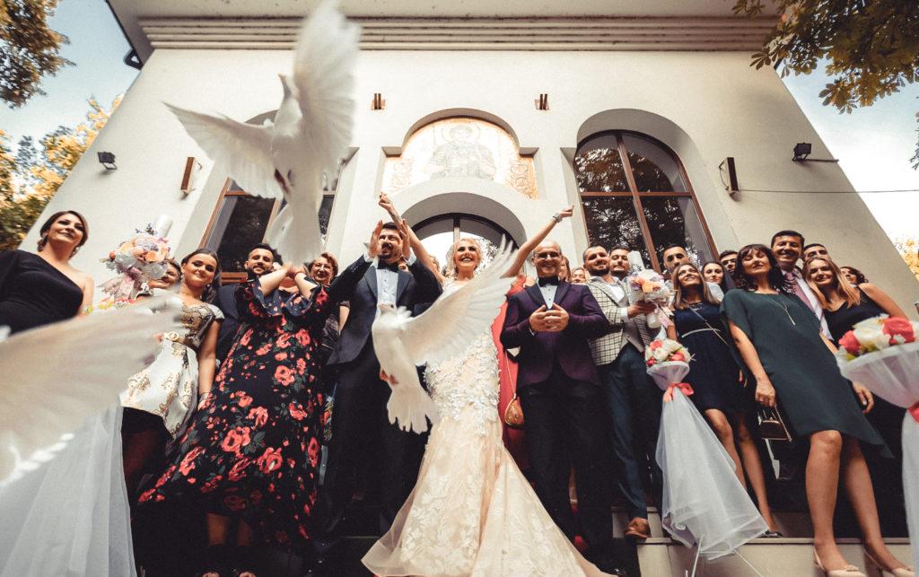 семейная свадебная фотосессия