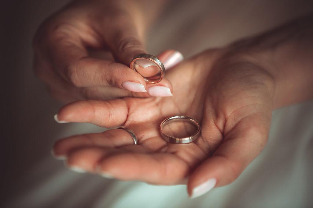 кольца молодожен