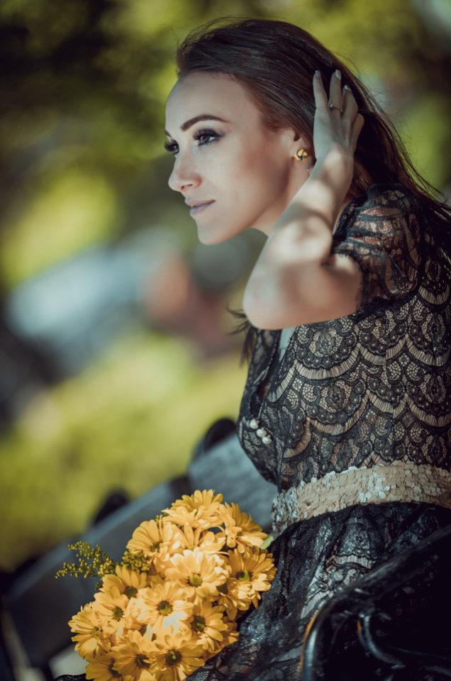 букет будущей невесты